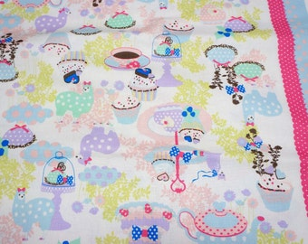 Kayo Horaguchi Fabric Sweets half meter nc34