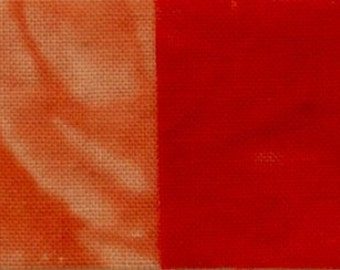 Hand Dyed Cotton Fabric Starr Designs Quilting Fat Quarters 4 Pack Orangesicle Quilt Sewing Crafting Fabrics
