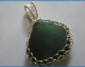 How to Weave a Bezel Setting of Looped Wire - Tutorial - Make your own Jewelry