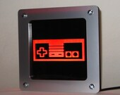 NES Gamepad LED Light Art