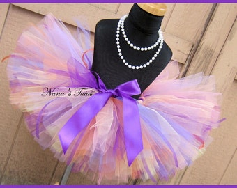 Melon Delight, Tutu, Birthday Tutu, Parties,Photo Shoots,Gifts in Sizes up to 6yrs
