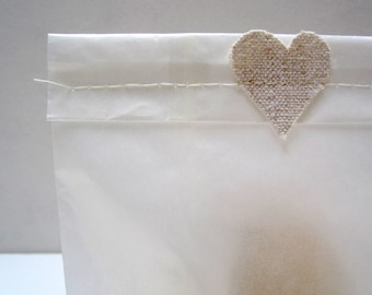 SALE  puffy wooden heart