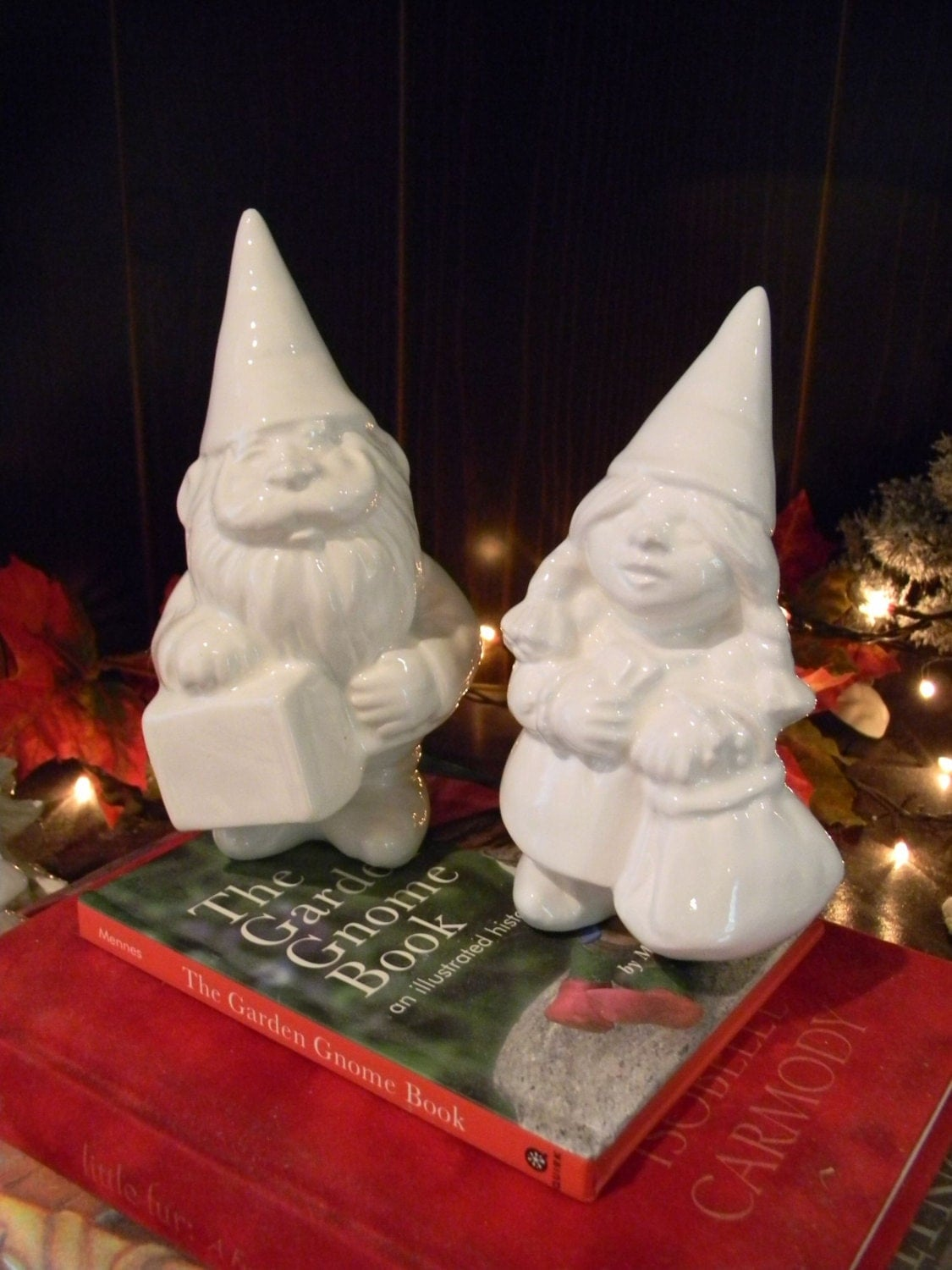 How To Make Gnome Cake Toppers
