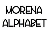 Instant Download - Morena Alphabet Filet Crochet Cross Stitch Pattern