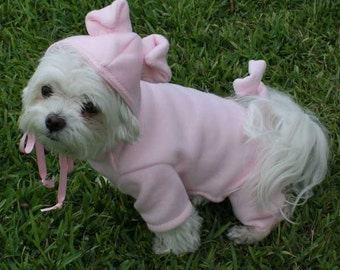 Pig Farm Animal Pet Halloween Costume for Dogs