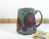 Coffee Mug handmade ceramic teacup