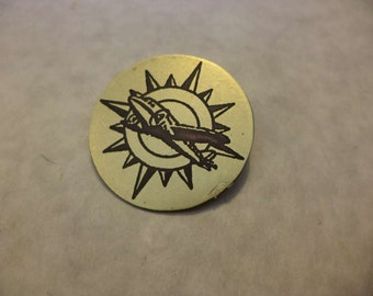 The Adventurer Pin