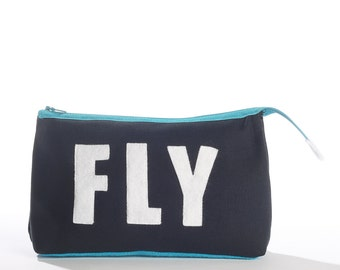 FLY accessory pouch from eco-friendly materials