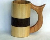 Slightly Spalted Maple Mug