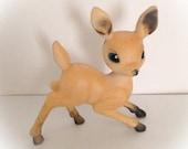Kitschy Deer figurine