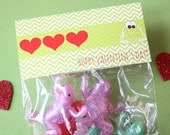 Instant Bag Topper- Hoppy Valentine's Day