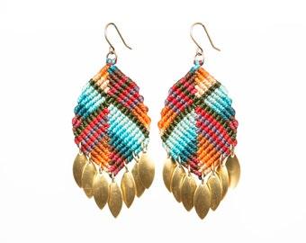 Malka Earrings