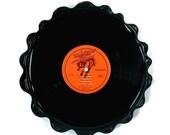 Bob Seger Vinyl Record Tray / Platter Vintage LP Album 1982 (The Distance) w/ Silver Bullet Band  Red Label
