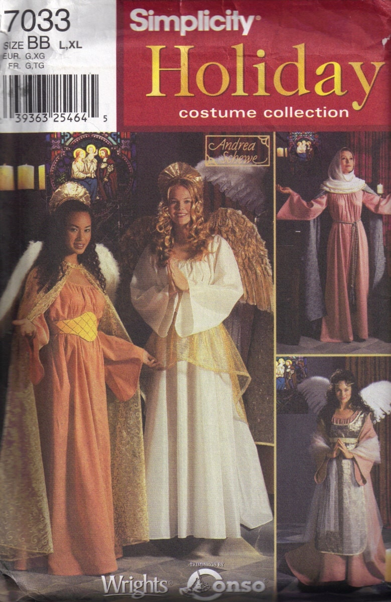 Nativity gown three angels gown religious costume virgin mary sold by peoplepackages jeuxipadfo Images