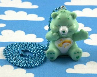 Care Bears Necklace Wish Bear
