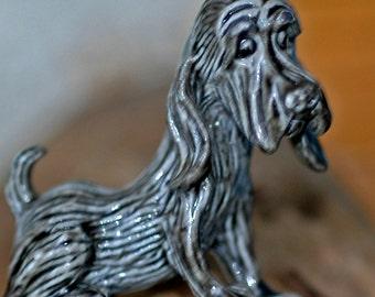dog's life...   metal pin...X 271