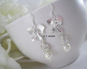 Orchid Elegance Earrings