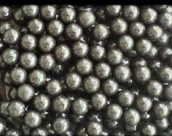 Fondant pearls  500  (6mm) Fondant pearls 500 (5mm) Pick a color #decoration#wedding#cake#cupcake#edible#party