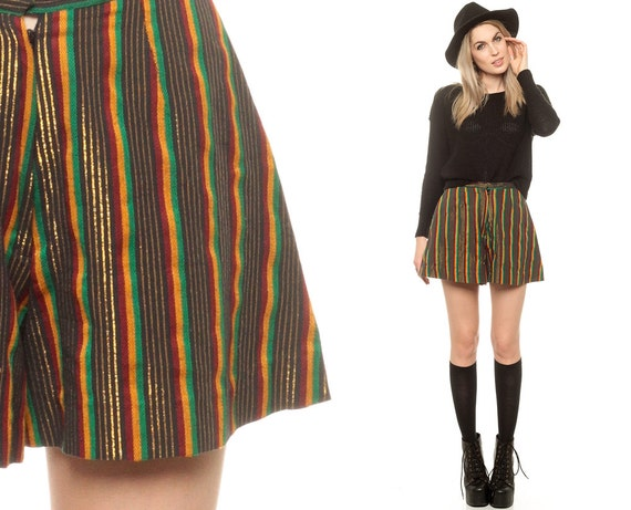 Are high waisted shorts 1970s