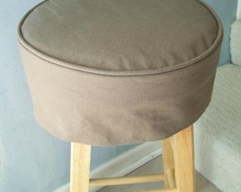 bar stool new 197 fabric bar stool covers round