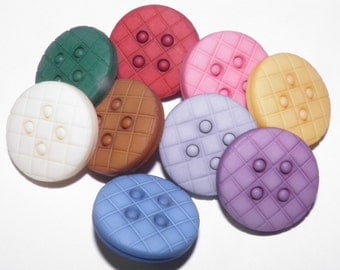 ON SALE  Country Quilt Buttons