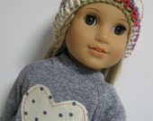 American Girl Doll Clothes --Skater Girl