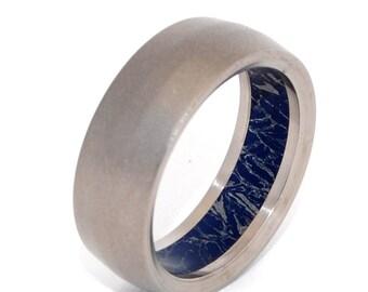 Wedding ring, titanium ring, m3, men's ring, titanium wedding ring, women's ring, something blue – UNITE