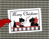 Christmas Gift Tags Scotty Dogs For You