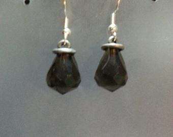 Industrial Chic Charm  Earrings