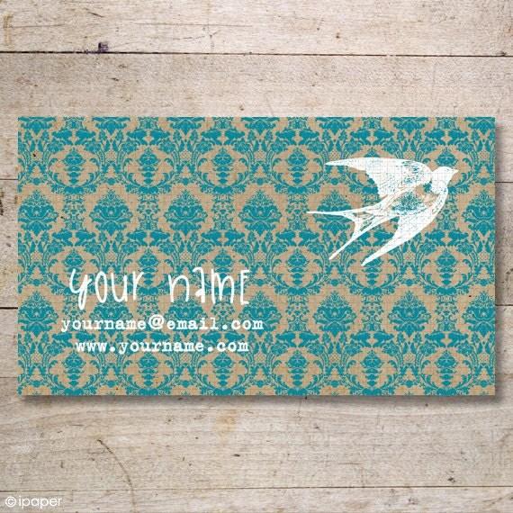 Items similar to business cards custom business cards for Handmade jewelry business cards