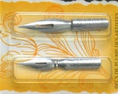 Speedball 512 513EF Artist Pen Fine Point Nibs , Hunt Ex-Fine Bowl Point 512 nib , Hunt Globe Bowl Point 513EF nib