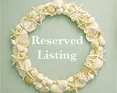 Reserved for Belinda
