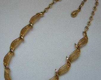 Vintage Modernist 60's Necklace