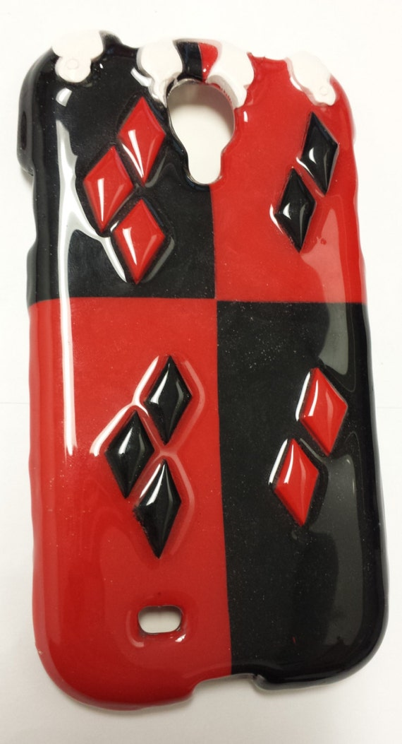HTC custom phone cases htc one : Harley Quinn Batman inspired hard phone cover or case (Android, Apple ...