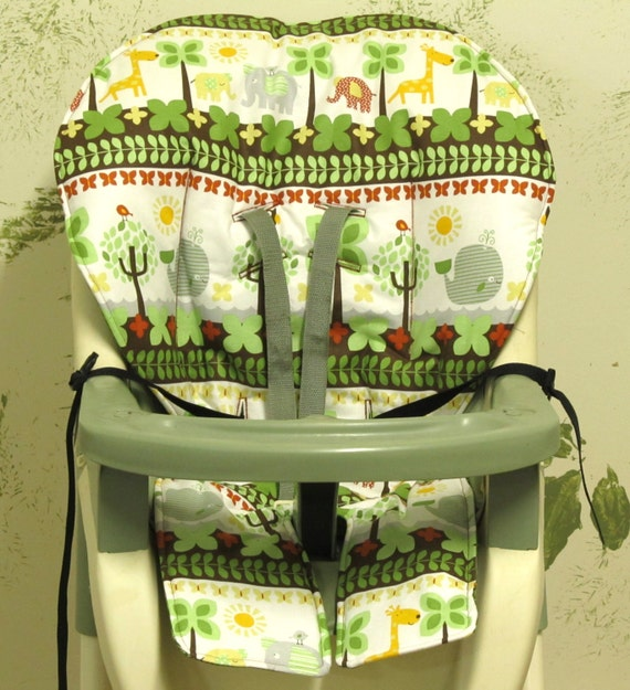 graco high chair cover pad replacement land and sea