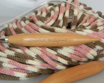 """size US50 Bamboo Circular Knitting Needles 40"""""""