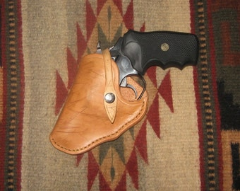 Custom-made-to-order for J Frame or comparable holster - 10/12 week delivery