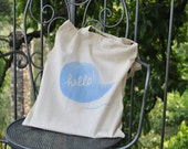 Tote bag, cotton shopping bag