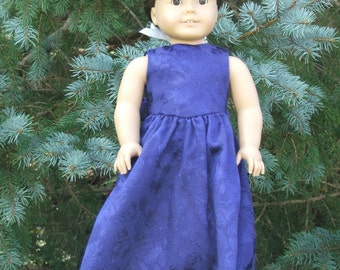 Purple Beauty Fits American girl doll and other 18 inch dolls