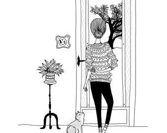 Front Door Daydream