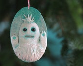 Yeti Winter Wonderland Ornament