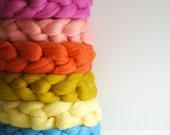 Merino Wool Newborn Posing Braid- 5 feet