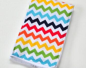Burp Cloth For Baby Accessories Burping Pad Cloth Diaper Infant Boy Gender Neutral Shower Gift Chevron Zig Zag
