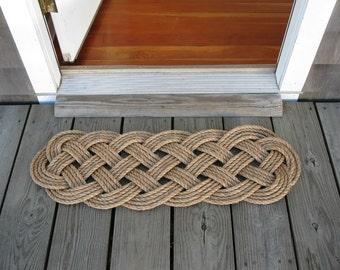 Ocean Mat Manila Prolong 4 Pass Rope Door Mat