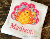 Thanksgiving Turkey Shirt with FREE personalization