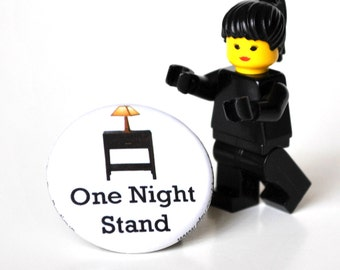 One Night Stand  Magnet