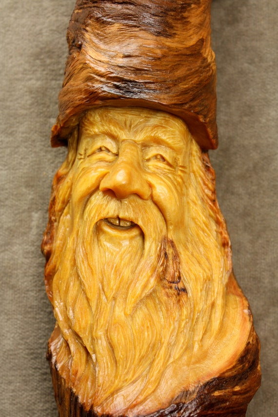 On hold for sue not four salewood spirit art carving