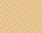 Fun and Games by Lori Whitlock for Riley Blake Designs Orange Geometric, You Choose Cut