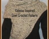 Archers Cowl  Crochet Pattern PDF - INSTANT DOWNLOAD