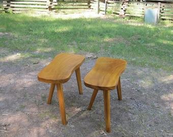 Modern Beach Style Side Tables